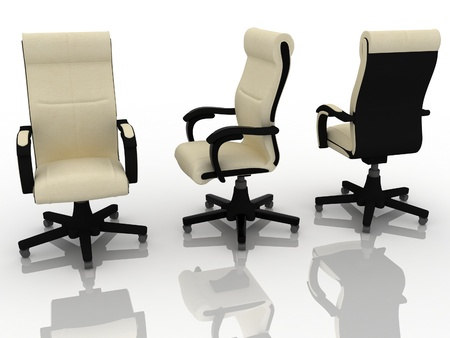 office armchair Stock Photo - 11946433