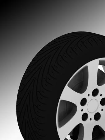 New wheel photo