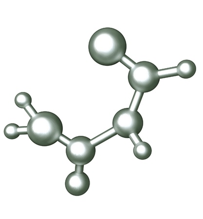 molecule Stock Photo - 11947413