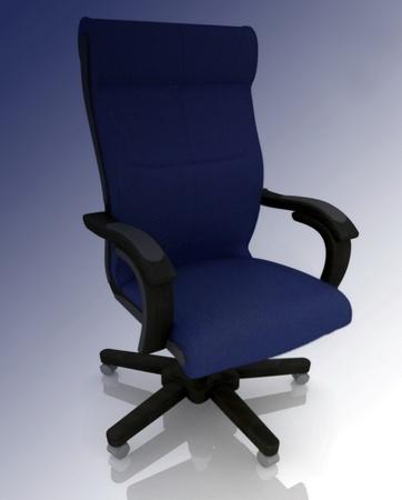office armchair Stock Photo - 11948777