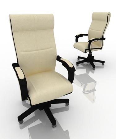 office armchair Stock Photo - 11985093