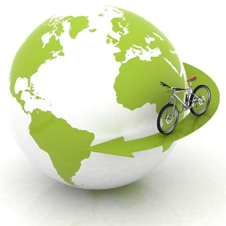turismo ecologico: la concepción del turismo en un transporte ecológico