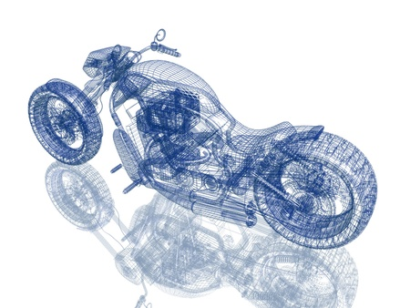 Motor cycle street fighter