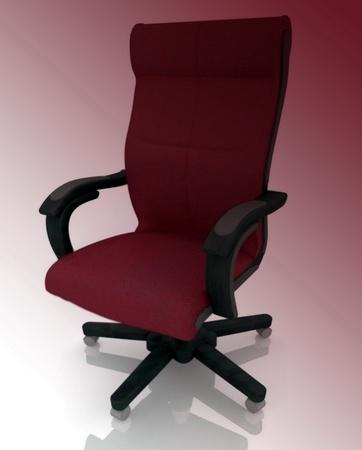 office armchair Stock Photo - 11984341