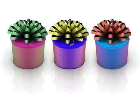 gift boxes Stock Photo - 11984487