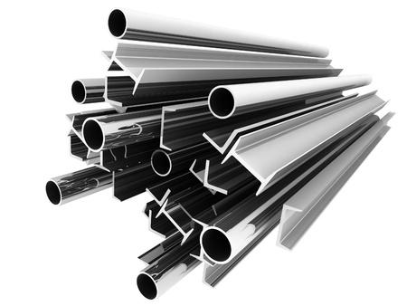 siderurgia: De fondo de alta tecnolog�a - los perfiles de