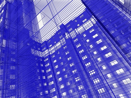 modern architecture Stock Photo - 12051482
