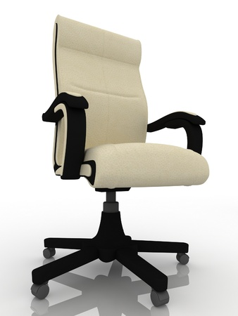 office armchair Stock Photo - 12050637