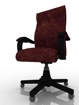congressman: office armchair