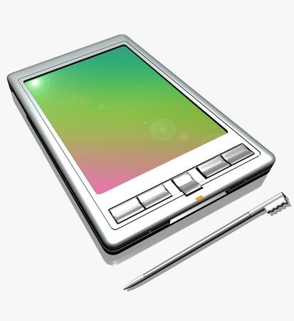 Pocket PC Stock Photo - 12050713