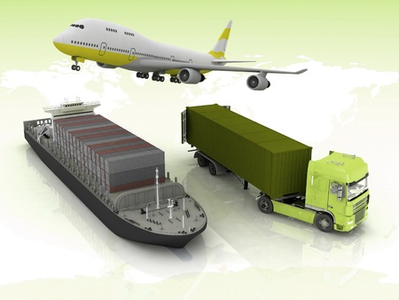 transporting: types of transport of transporting are loads.