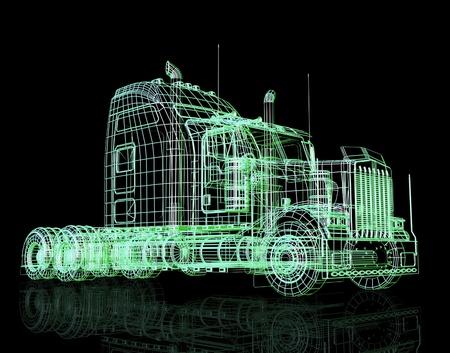 3 d のトラック