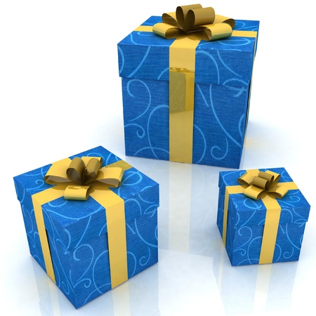 gifts Stock Photo - 12051864