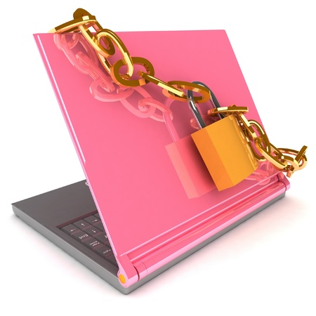 Notebook Security photo