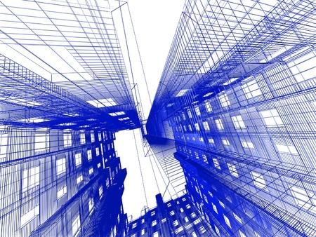 perspectiva lineal: resumen de la arquitectura moderna