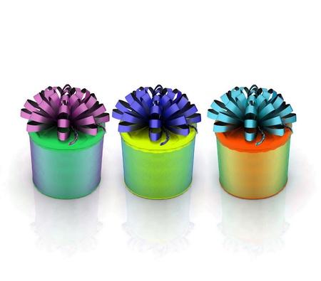 gift boxes Stock Photo - 12113714