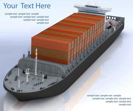 shipload: barco de carga