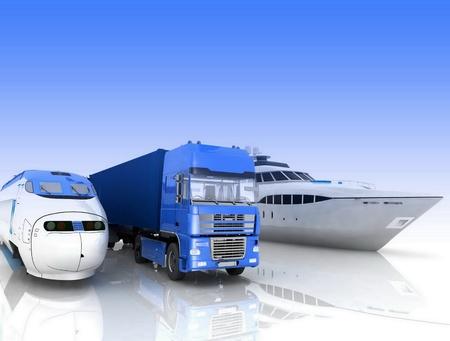 types of transport photo