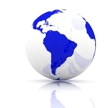Globe of the World photo