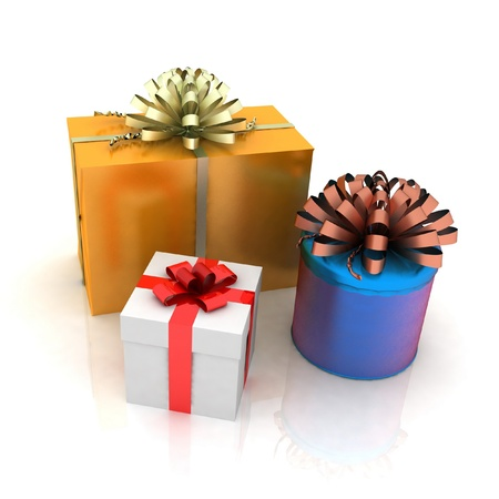 gifts Stock Photo - 12113474