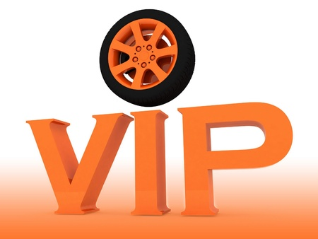 Vip wheel photo