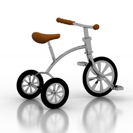 ni�os en bicicleta: Bicicleta de los ni�os