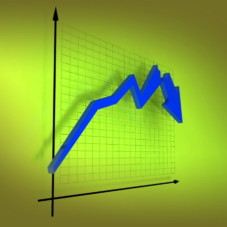 data loss: Blue crash diagram
