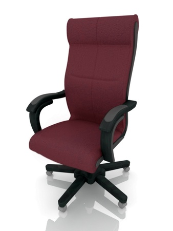 office armchair Stock Photo - 12135038