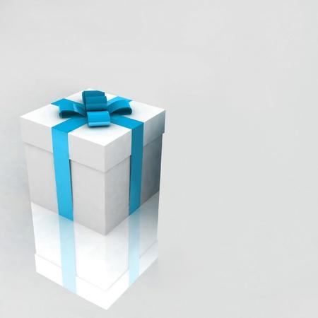 beautiful gift box Stock Photo - 12230821