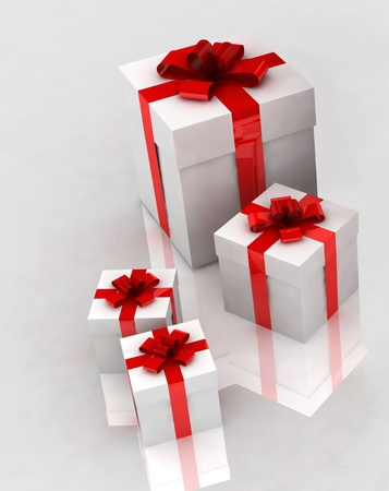 Gifts Stock Photo - 12585044