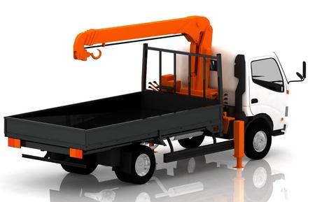 tow truck Stock Photo - 12588309