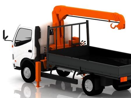 mot: tow truck