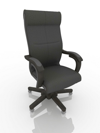 office armchair Stock Photo - 12584848