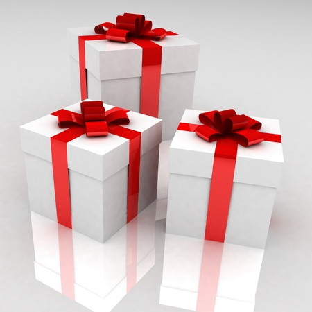 Gifts Stock Photo - 12800842