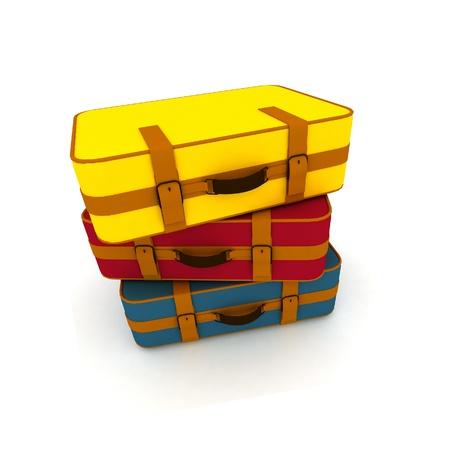 Suitcases Stock Photo - 12800377