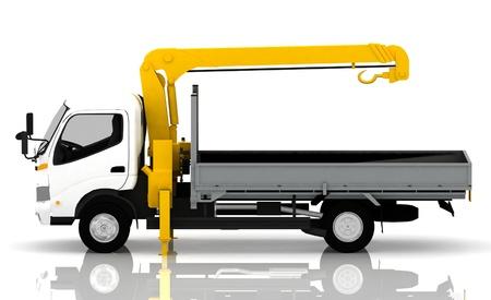 tow truck Stock Photo - 13196361