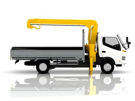 tow truck Stock Photo - 13407797