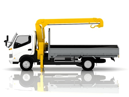 tow truck Stock Photo - 13488425