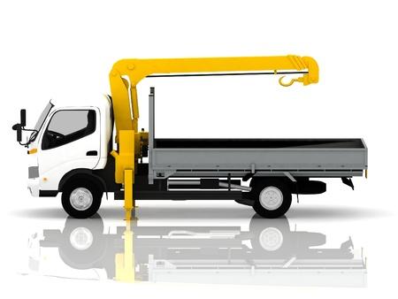 tow truck Stock Photo - 13488425