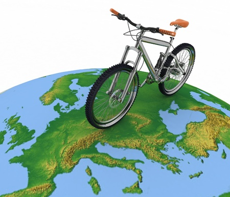 turismo ecologico: concepci�n del turismo en un transporte ecol�gico