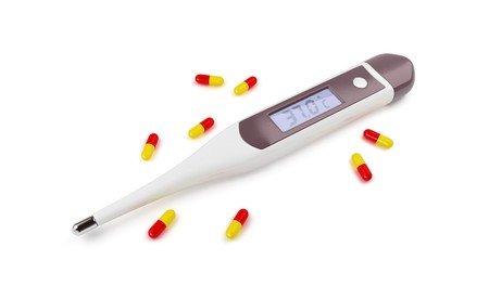 thermometer Stock Photo - 4028513