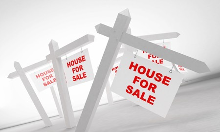 advertising sale of house  photo
