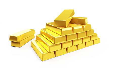 bullion Stock Photo - 4805652