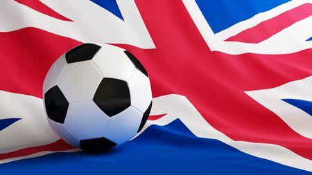 great britain: Football Grande-Bretagne