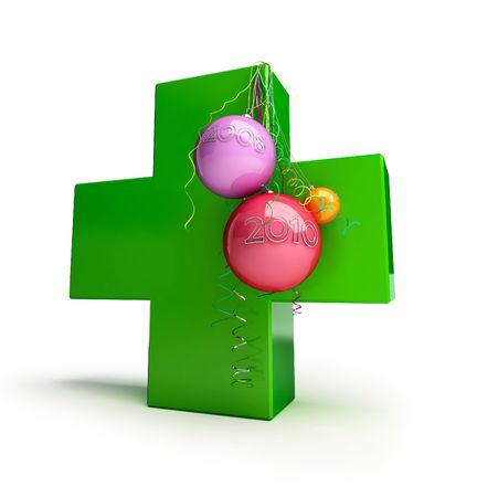 medical cross photo