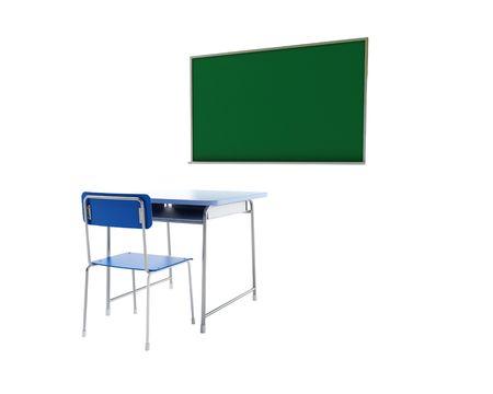schoolroom: schoolroom