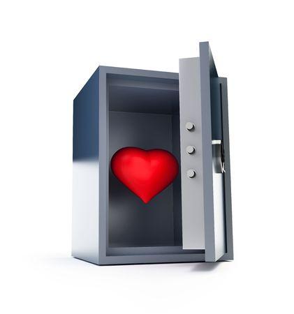 safe heart photo