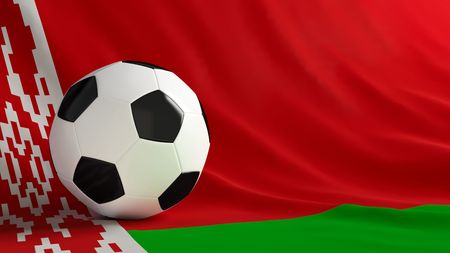 F�tbol Bielorrusia Foto de archivo - 5664847