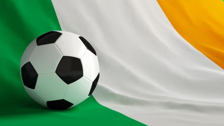 Ireland football photo