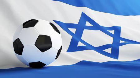 Israel football Stock Photo - 5664890
